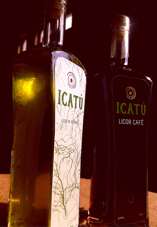 botellas Icatu